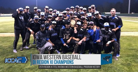Reivers Sweep Region XI, Host Northern District for Chance to JUCO World Series