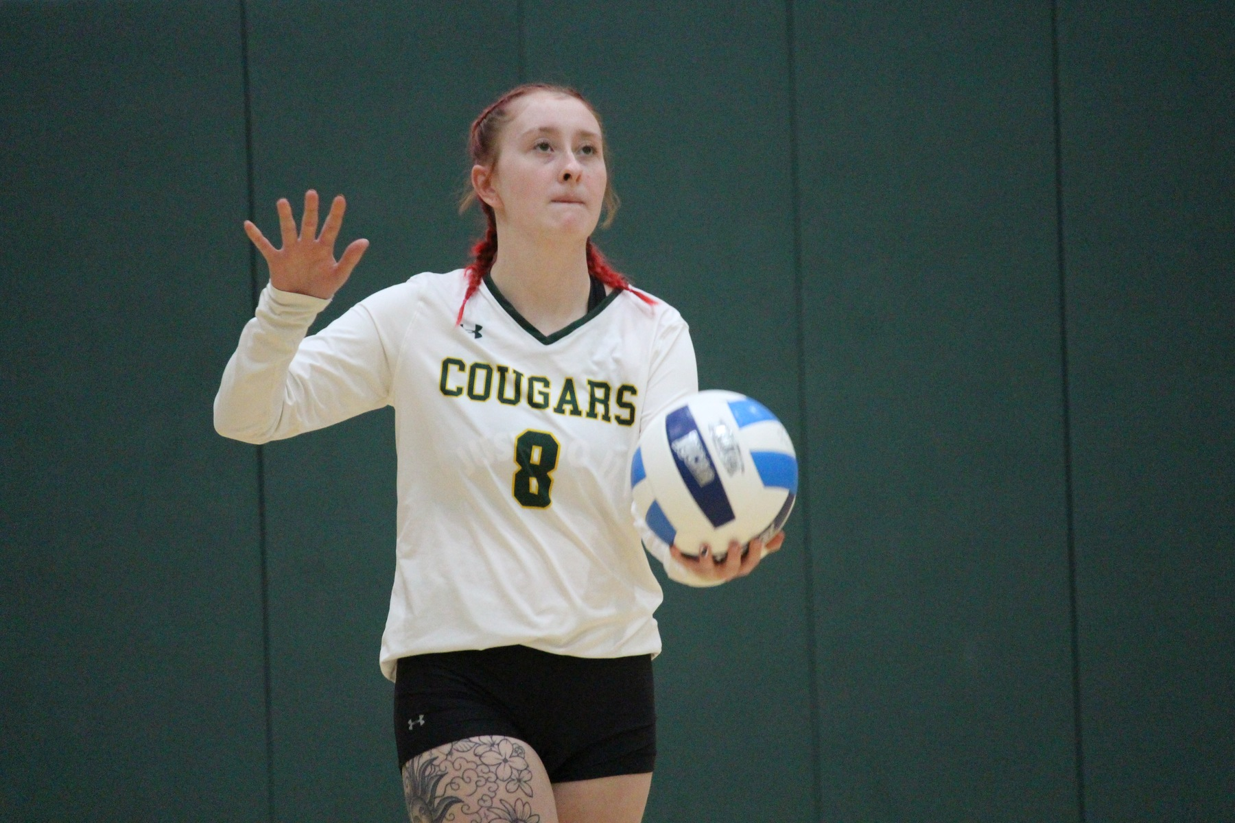 Winning streak continues for FCC volleyball