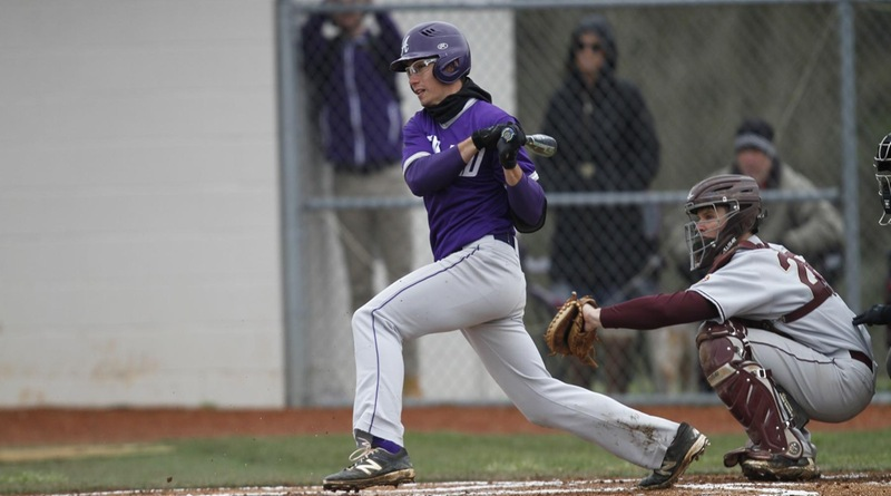 Season-High 19 Runs Leads Eagles To DH Split