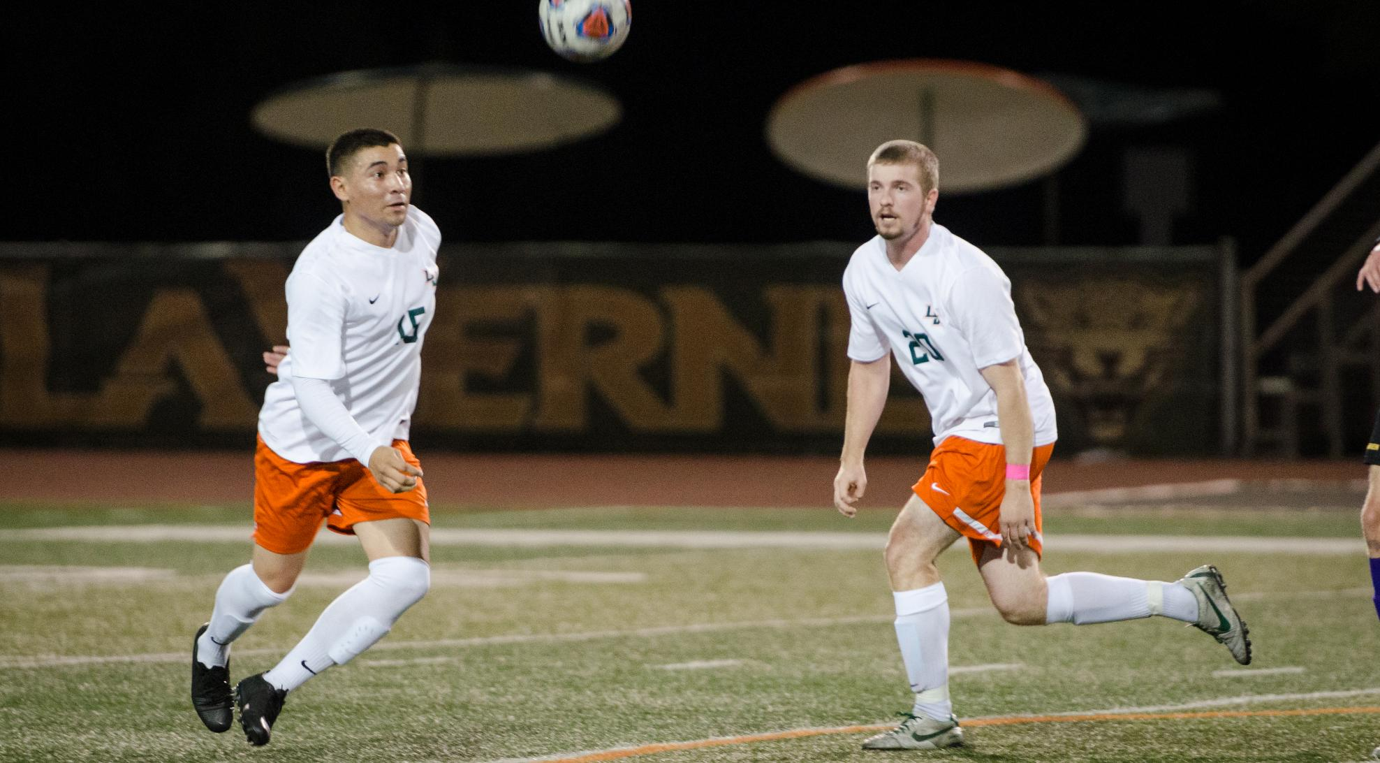 Men's Soccer drops to Cal Lutheran, 1-0
