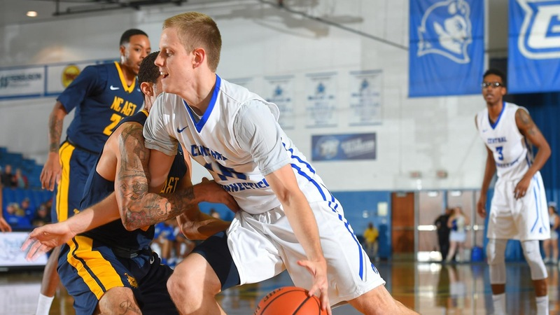 Men's Basketball Outshot by Sacred Heart, 67-50