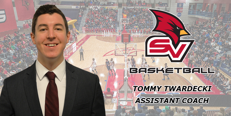 Cardinals welcome Tommy Twardecki as Assistant Coach