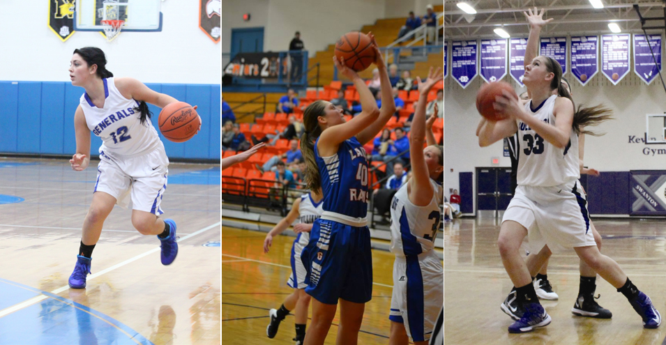 Women's Basketball Adds Three Signees