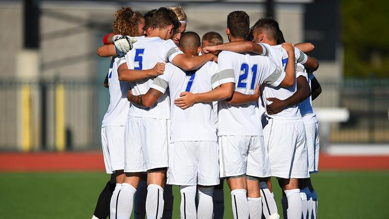 Men's Soccer Shut Out at Canisius