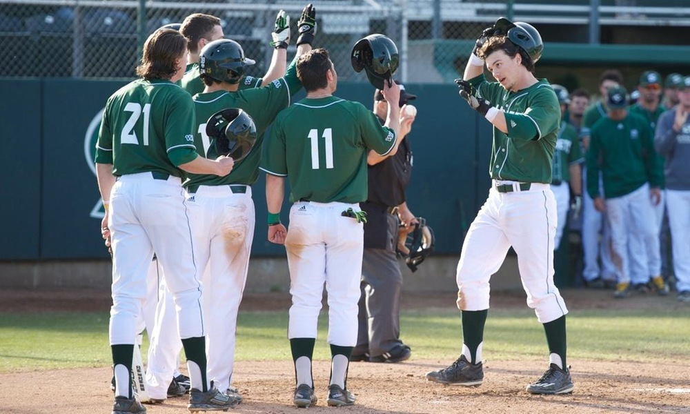 BASEBALL OFFENSE ERUPTS, MORE STRONG PITCHING IN 10-0 WIN OVER NORTHERN KENTUCKY