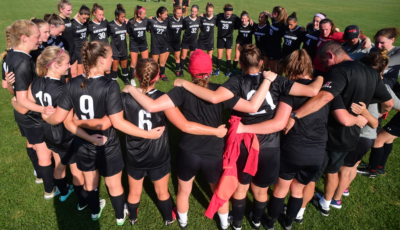 Women's Soccer Denied by Dickinson in Double OT of CC Tournament, 2-1