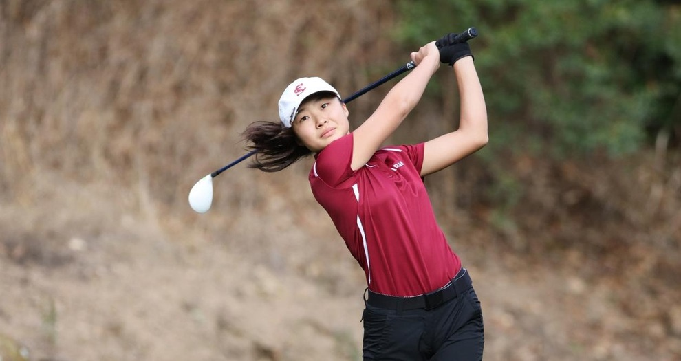 Slow Start For Women's Golf At The Gold Rush