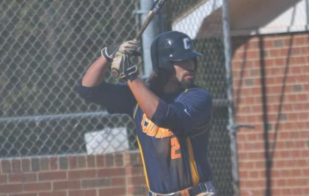 Coker Baseball Splits Double-Header with Wingate