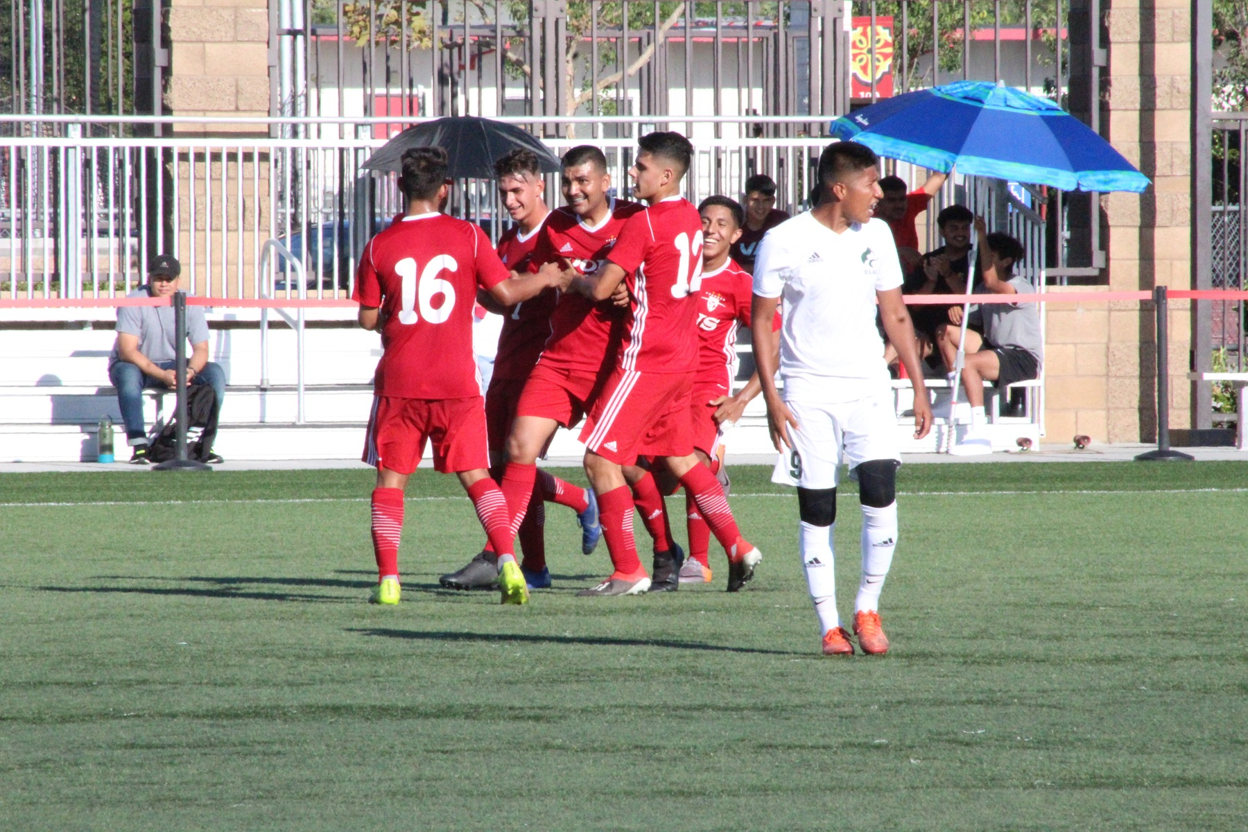 SAC Pulls Away for 4-1 Win Over ELAC in Season Opener