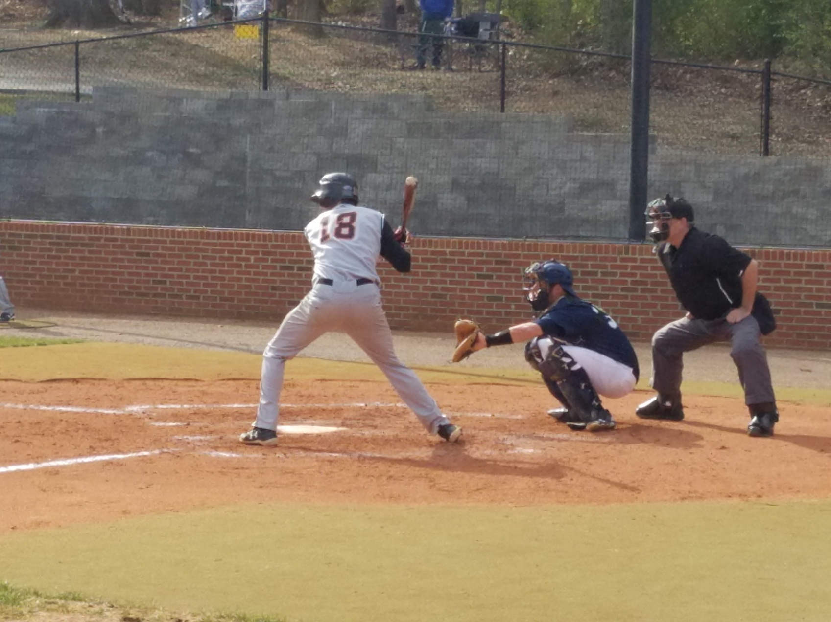 CLEVELAND STATE SWEEPS TUSCULUM JV IN DOUBLEHEADER