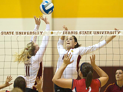 Volleyball Suffers First Setback Of The Season