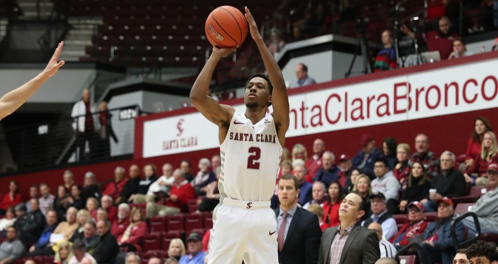 Saint Mary's Pulls Away in Second Half, Downs Men's Basketball