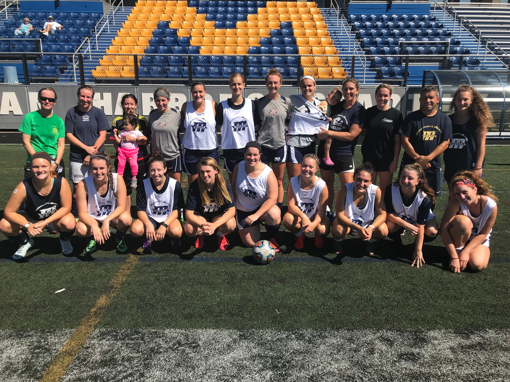 Women's Soccer Hosts Annual Alumni Game