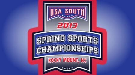 USA South prepares for 2013 spring championships