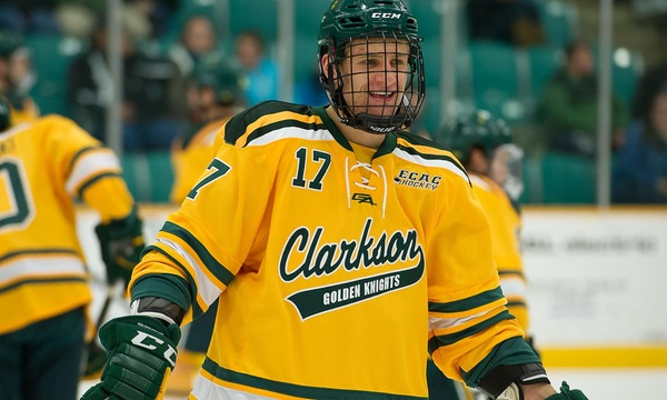 Clarkson Bounces Back With Win Over Brown