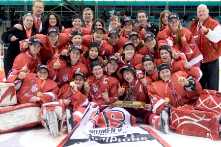 FINAL CIS championship: McGill completes perfect season by winning CIS Gold