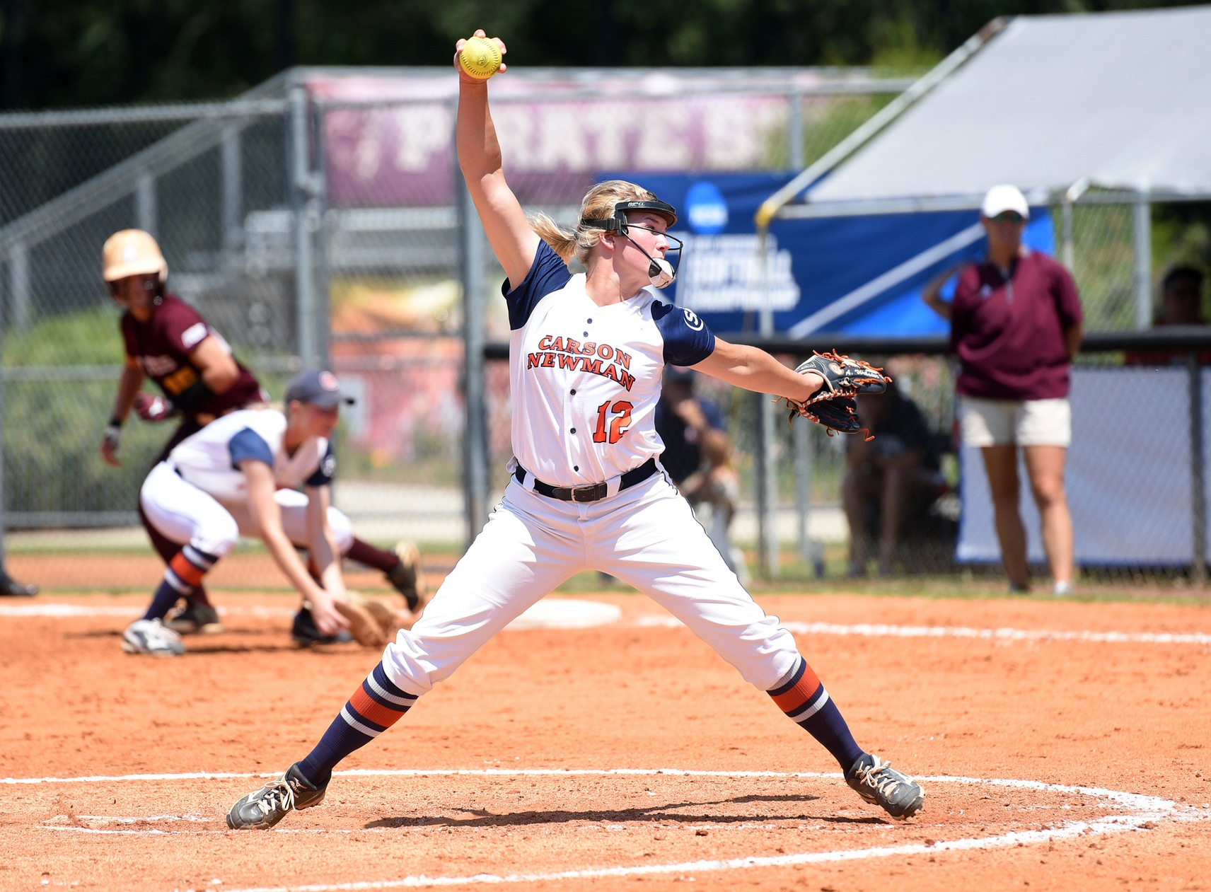Armstrong State eliminates Carson-Newman from NCAA tournament 4-1