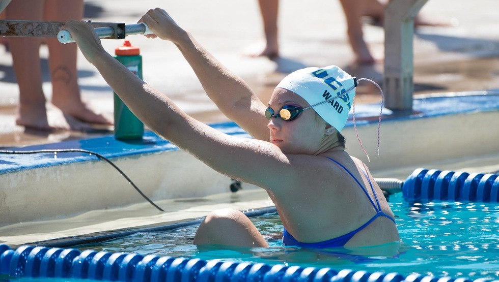 UCSB Women's Swim Earn CSCAA Scholar All-American Award