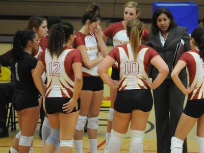 UDC Women's Volleyball Concludes New York Road Trip with a 1-2 Mark