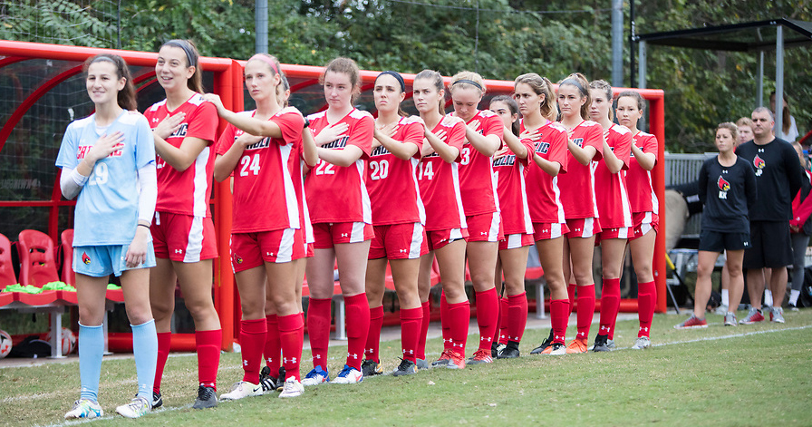Sousa Releases Women's Soccer Slate for 2018