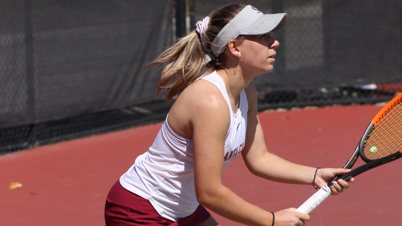 Women's Tennis Falls to Pacific, 4-2, on Saturday
