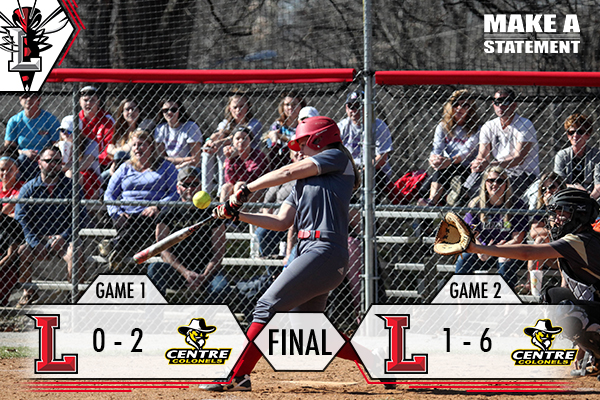 #25 Lynchburg Drops Doubleheader to Centre