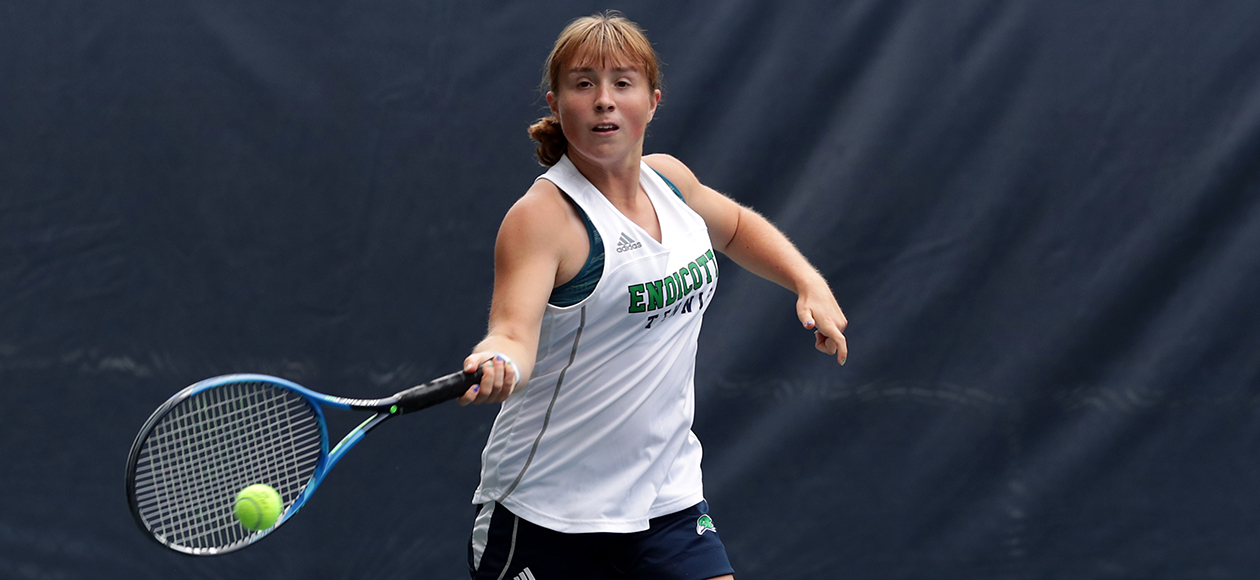 Women's Tennis Takes Care Of Gordon, 7-2