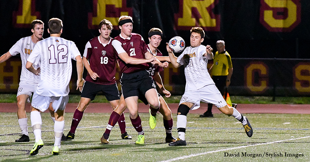 Men's Soccer Falls to Swarthmore