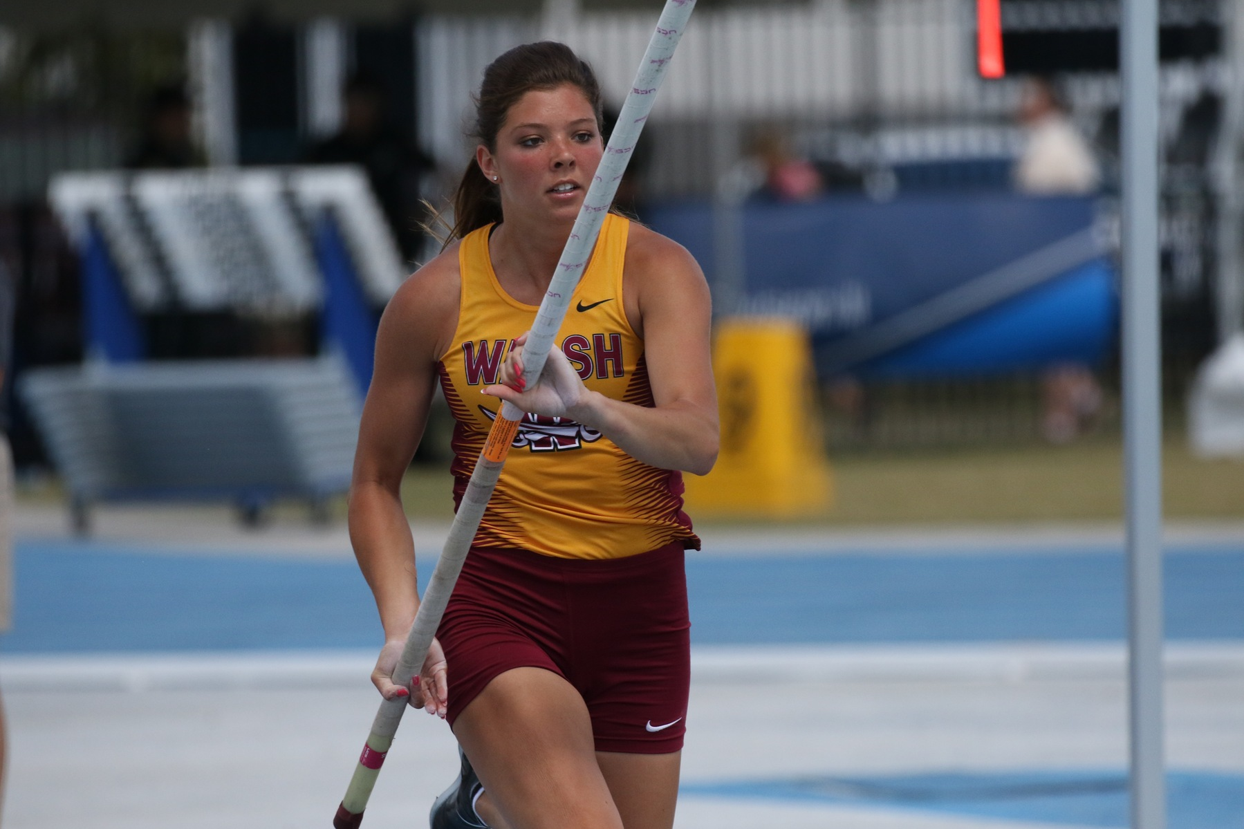 Women's Track Opens Up Outdoor Season At Cal, Muskingum