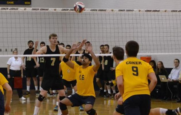 Cobras Fall to Trojans in 3-0 Game