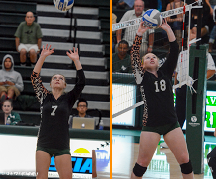 Volleyball Makes Quick Work of Endicott