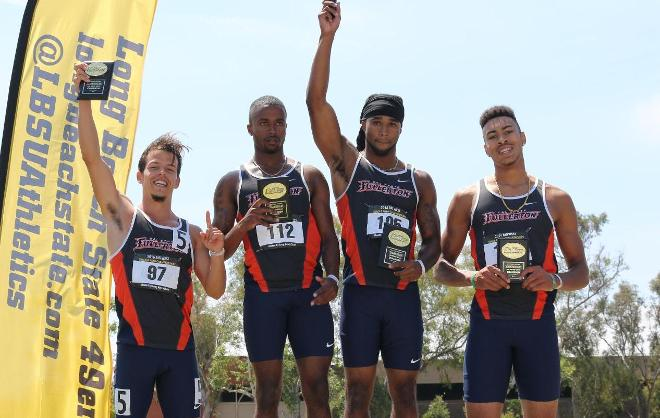 Four Champions Crowned and Seven School Records Shattered at Big West Championships