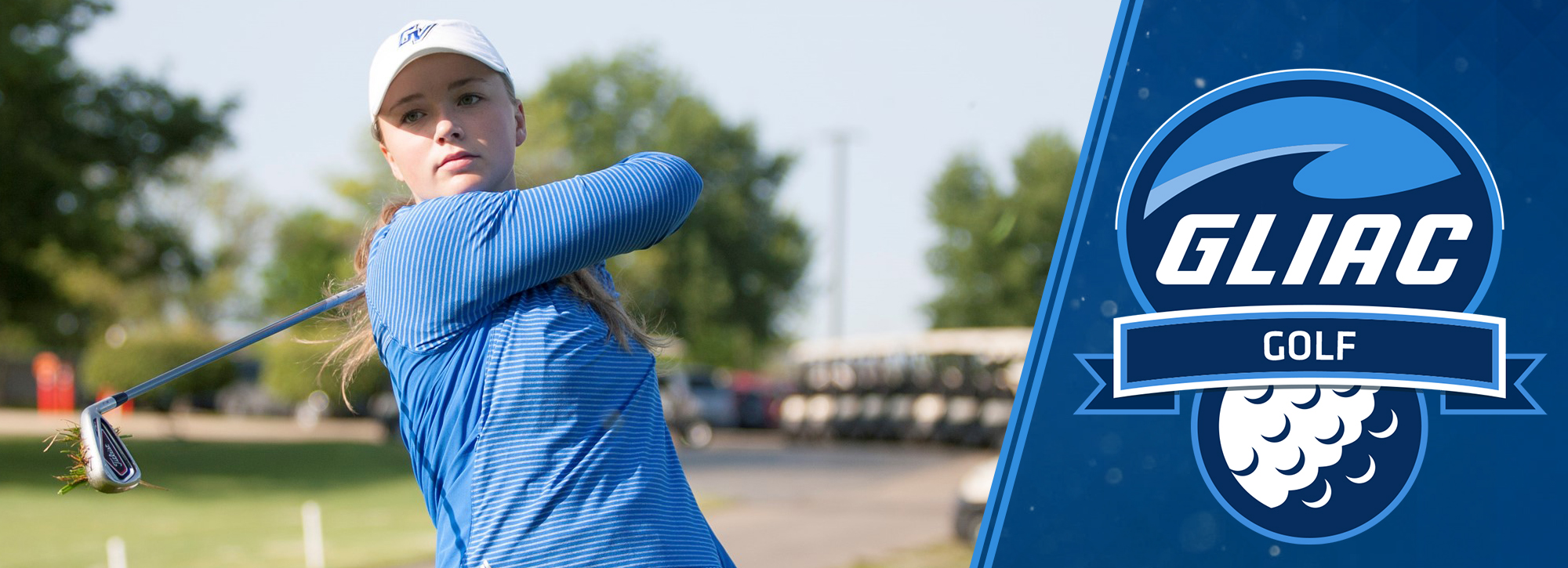 GVSU's Reed named women's golf player of the week
