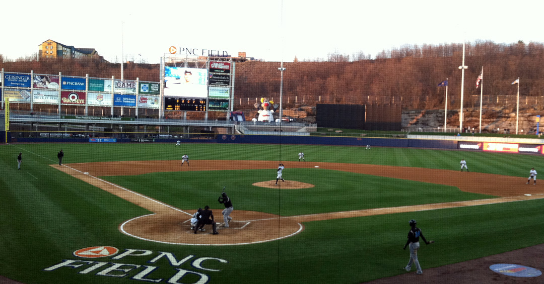 Baseball To Host Wilkes At PNC Field On April 30
