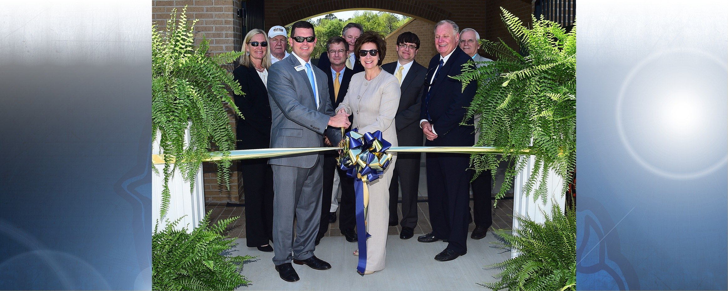 MGCCC cuts ribbon at baseball stadium