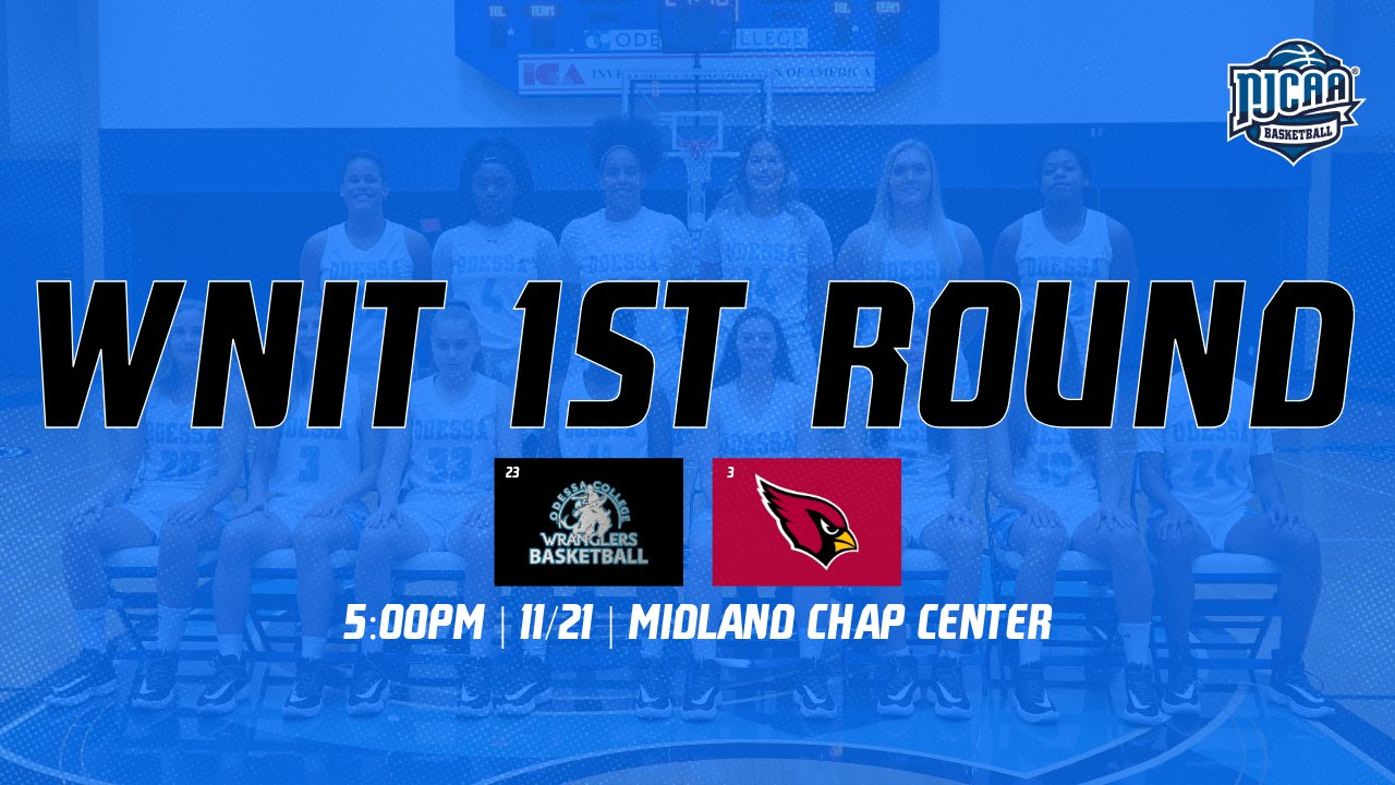 Women's Basketball set for WNIT
