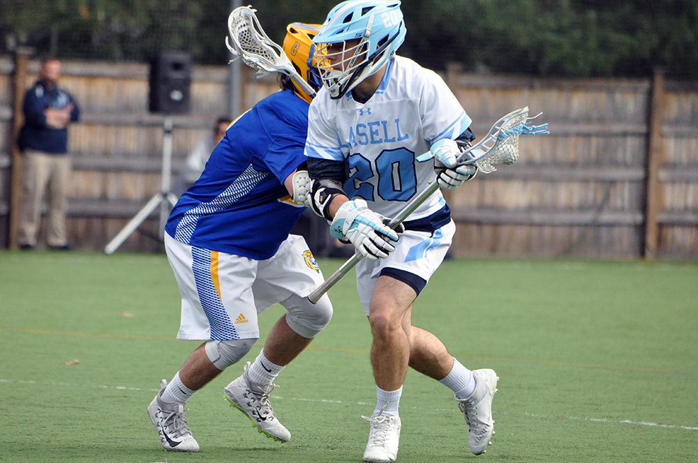 MLX: Lasell claims GNAC regular season crown with win over JWU