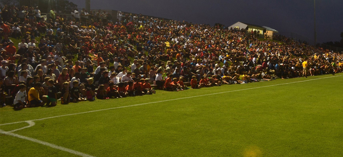 Men's Soccer Finishes in Top 20 in Attendance Nationally