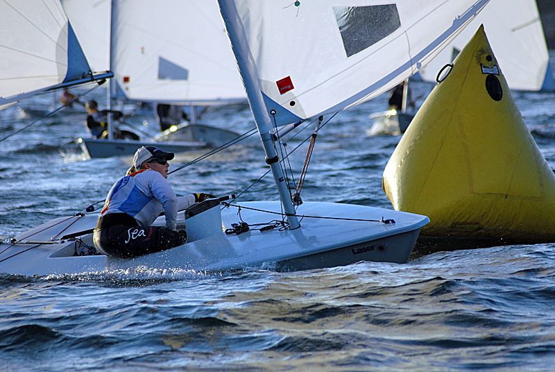 Frost Finishes 6th, Cefali 8th at ICSA Women's Singlehanded National Championship