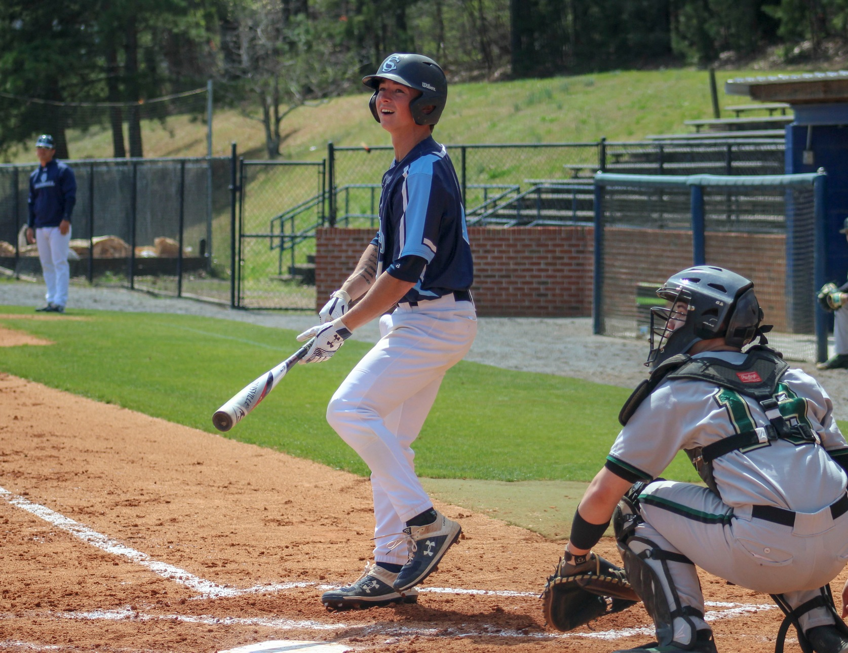 Baseball Extends Winning Streak to Five