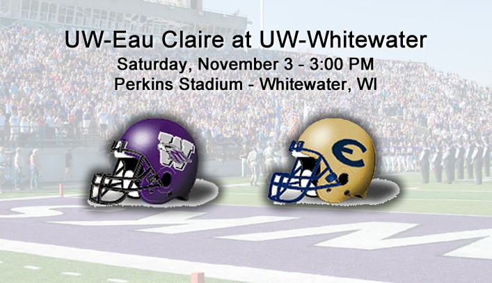 Football Preview: UW-Eau Claire at UW-Whitewater
