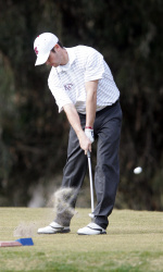 Solid Season Continues for SCU Men's Golf