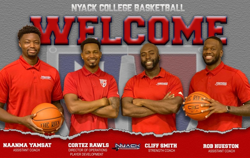 Men's Basketball Announces 2019-20 Coaching Staff