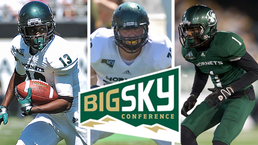 Eleven Football Players Earn All-Big Sky Honors
