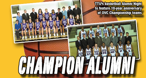 Several championship teams to be featured at Basketball Alumni Day Feb. 25