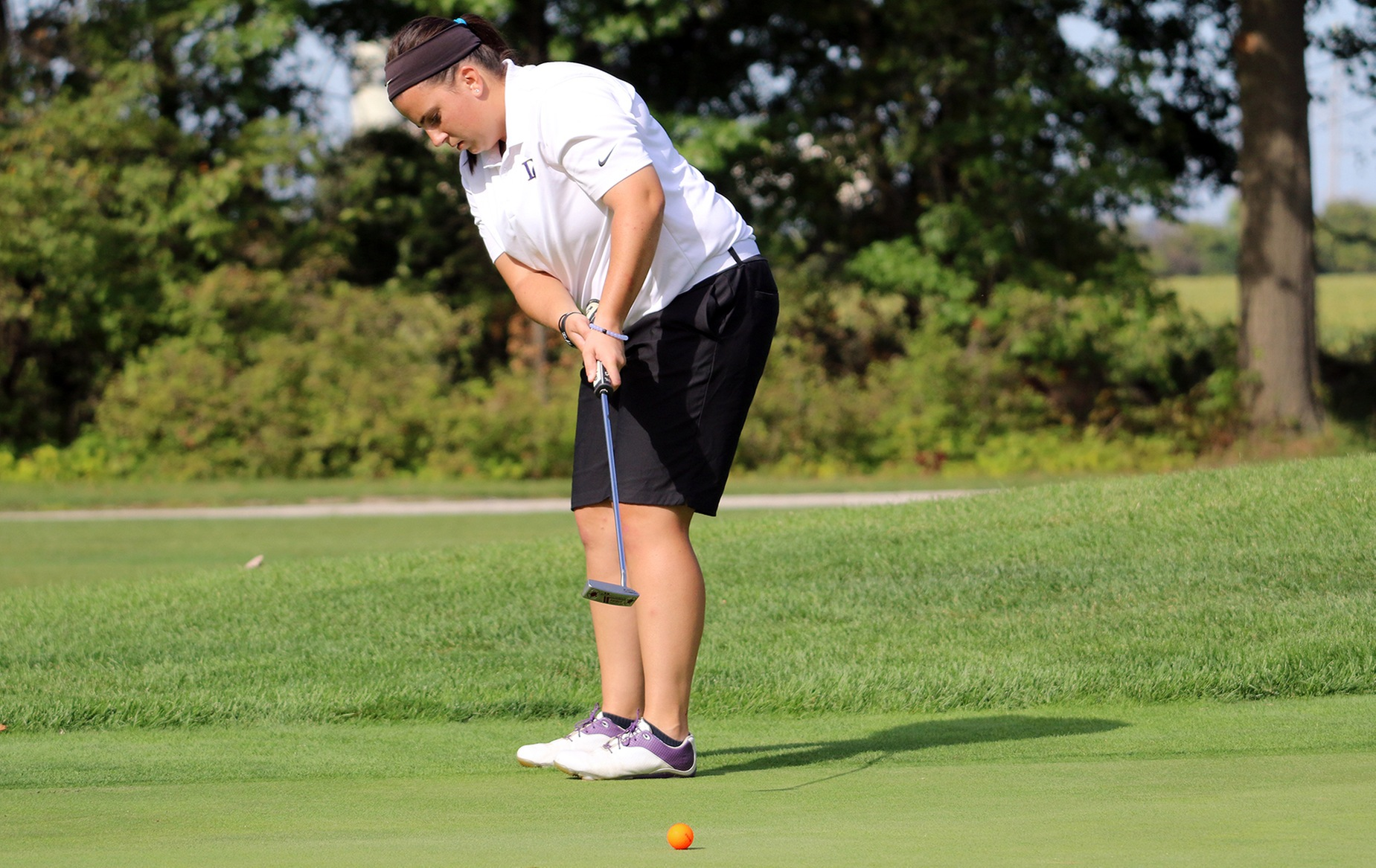Women's Golf Finishes Sixth at Olivet