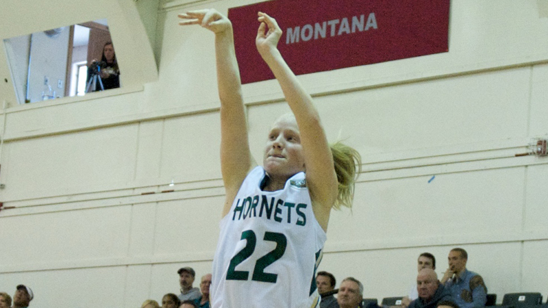 MORENO TOPS 1,000 POINTS, LEADS WOMEN'S BASKETBALL PAST UC IRVINE 99-94