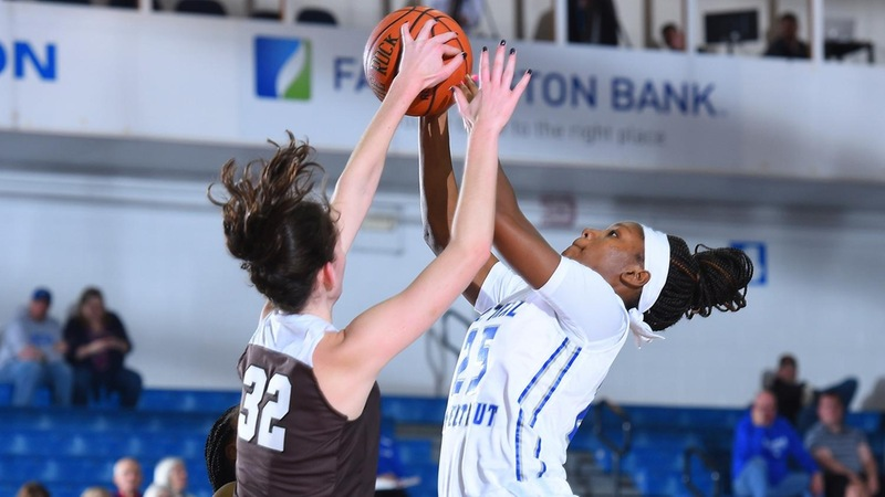Mount Tops Women's Basketball in NEC Opener Friday Night