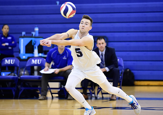 Saints Remain at No. 5 in Latest AVCA Poll, Top-5 Unchanged
