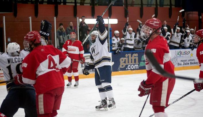 Blugolds Advance to Quarterfinals for Rematch with St. Norbert